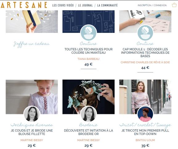 Copie_Ecran_Artesane_Accueil