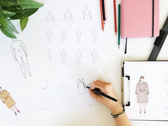 Design Your Handmade Wardrobe with MyBodyModel